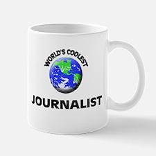 World's Coolest Journalist Mug