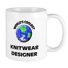 World's Coolest Knitwear Designer Mug