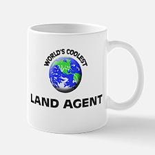 World's Coolest Land Agent Mug