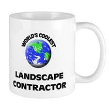 World's Coolest Landscape Contractor Mug