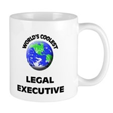 World's Coolest Legal Executive Mug