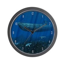 U99 Submarine Wall Clock