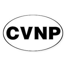 Cuyahoga Valley National PArk, CVNP Decal