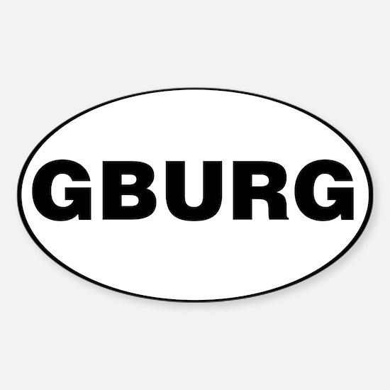 Gettysburg, GBURG Decal