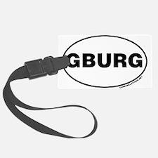 Gettysburg, GBURG Luggage Tag
