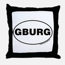 Gettysburg, GBURG Throw Pillow