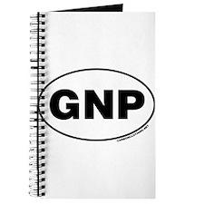 Glacier National Park, GNP Journal