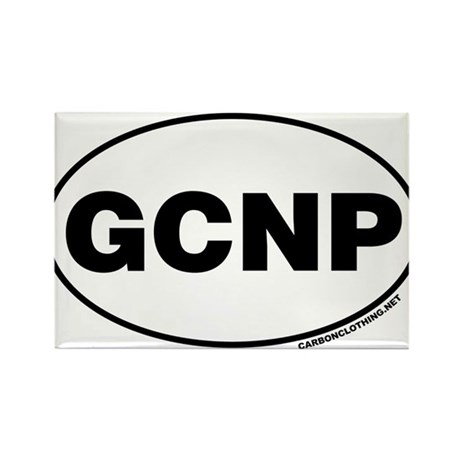 Grand Canyon National Park, GCNP Rectangle Magnet