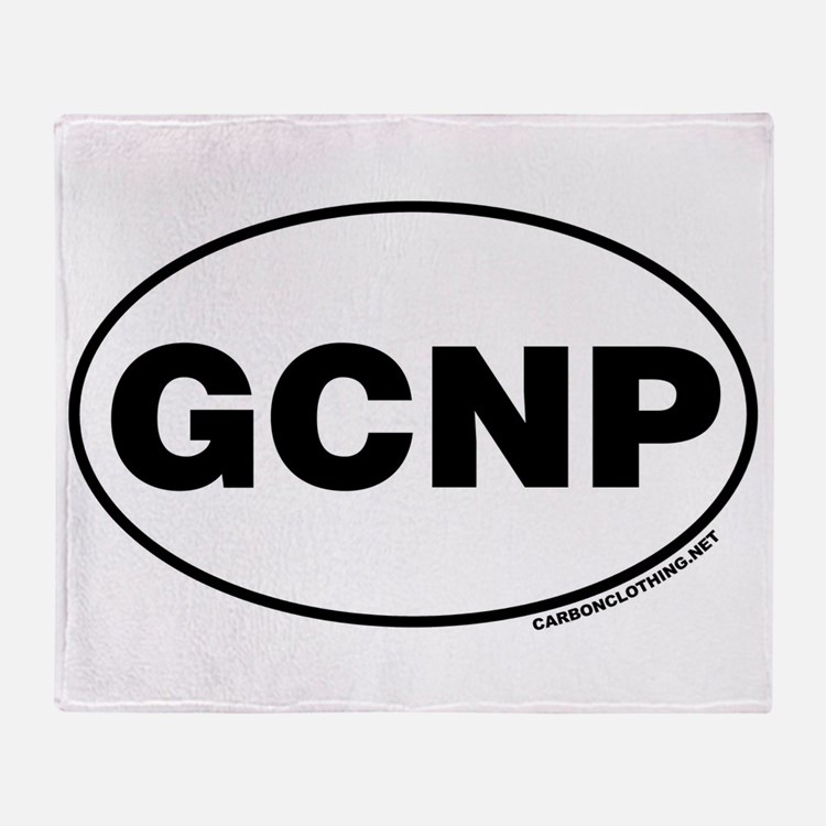 Grand Canyon National Park, GCNP Throw Blanket