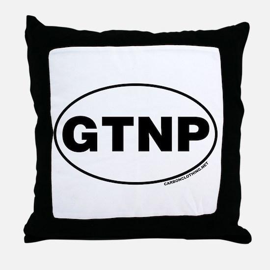 Grand Teton National Park, GTNP Throw Pillow