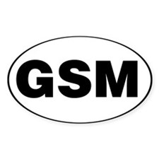 Great Smoky Mountains National Park, GSM Decal