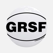 Green Ridge State Forest, GRSF Ornament (Round)