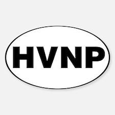 Hawaii Volcanoes National Park, HVNP Decal