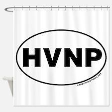Hawaii Volcanoes National Park, HVNP Shower Curtai