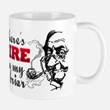 Fire in My Briar Mug