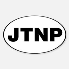 Joshua Tree National Park, JTNP Decal