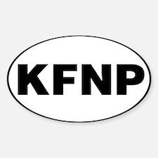 Kenai Fjords National Park, KFNP Decal