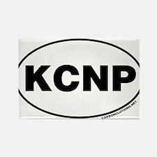Kings Canyon National Park, KCNP Rectangle Magnet
