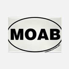 MOAB Rectangle Magnet