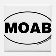 MOAB Tile Coaster