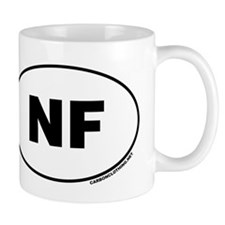 Niagara Falls, NF Small Mug