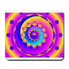 Bubble Gum Mandala Mousepad
