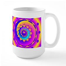 Bubble Gum Mandala Mug