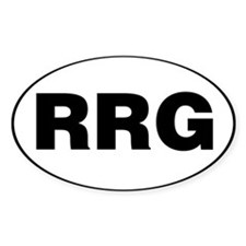 Red River Gorge, RRG Decal