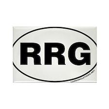 Red River Gorge, RRG Rectangle Magnet