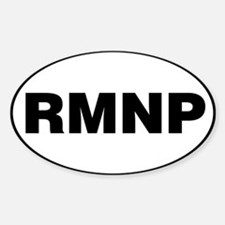 Rocky Mountain National Park, RMNP Decal