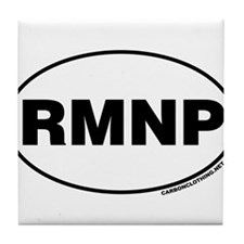Rocky Mountain National Park, RMNP Tile Coaster