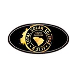 Eclipse south carolina Patches