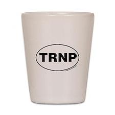 Theodore Roosevelt National Park, TRNP Shot Glass