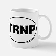 Theodore Roosevelt National Park, TRNP Small Mug