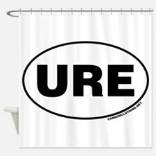 Uwharrie National Forest, URE Shower Curtain