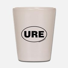 Uwharrie National Forest, URE Shot Glass
