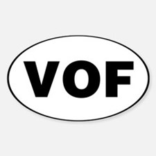 Valley of Fire State Park, VOF Decal