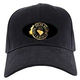 2017 solar eclipse Baseball Cap with Patch