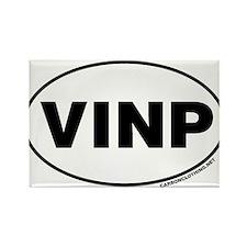 Virgin Islands National Park, VINP Rectangle Magne