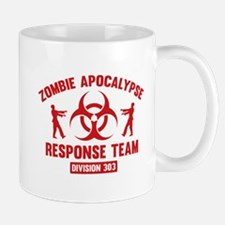 Zombie Apocalypse Response Team Mug