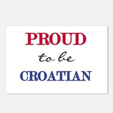 Croatian Pride Postcards (Package of 8)