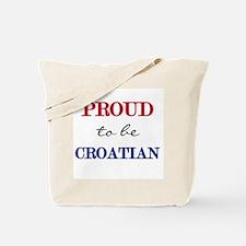 Croatian Pride Tote Bag