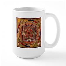 Buddhist Mandala Mug