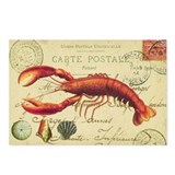Lobsters Postcards