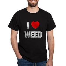 I * Weed T-Shirt