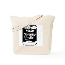 Marga Jennings Ville Tote Bag