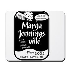 Marga Jennings Ville Mousepad