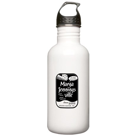 Marga Jennings Ville Water Bottle