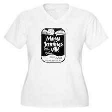 Marga Jennings Ville Plus Size T-Shirt