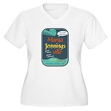 Marga Jennins Ville Plus Size T-Shirt